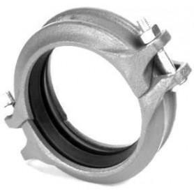 Galvanised - Style 001 Standard Rigid Coupling