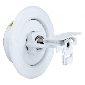 Residential Horizontal White Sprinkler - F1RES44