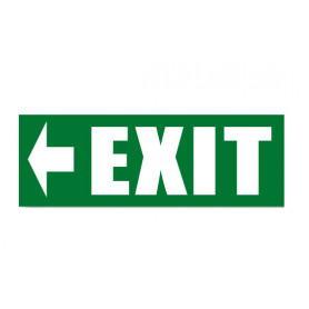 Exit - Left Arrow