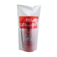 Large Plastic UV Treated Thick Extinguisher Cover Bags
