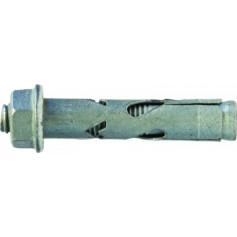 6.5mm x 36mm HEX Masonbolt - Galvanised