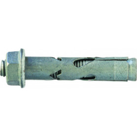 6.5mm x 56mm HEX Masonbolt - Galvanised