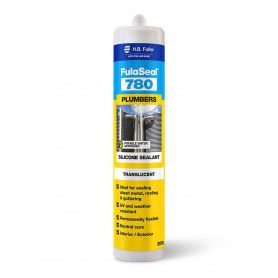 HBF 780 Plumbers Translucent Silicone 300g