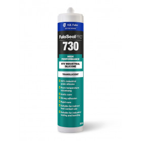 HBF 730 Industrial Translucent Silicone High Temperature 300g