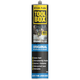 ToolBox Original Multi-Use Adhesive and Sealant 400g