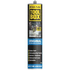 ToolBox Original Multi-Use Adhesive and Sealant 400g