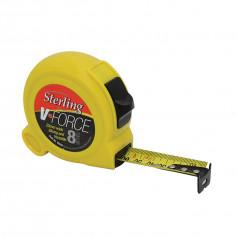 8M x 25mm V-Force Metric Tape Measure