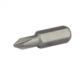 PH0 x 25mm Phillips Insert Bit