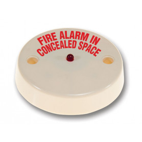Fire Alarm in Concealed Space