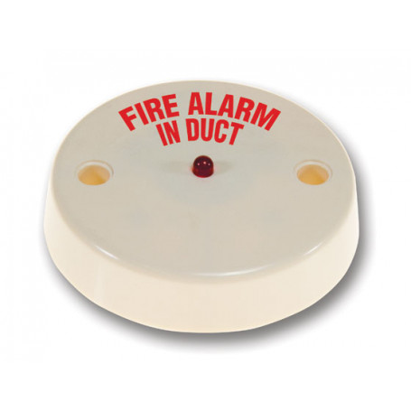 Fire Alarm in Duct