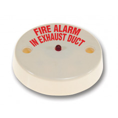 Fire Alarm in Exhaust Duct