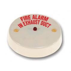 Fire Alarm in Exhaust Duct