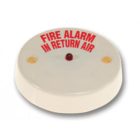 Fire Alarm in Return Air
