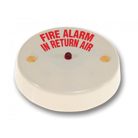Fire Alarm in Return Air