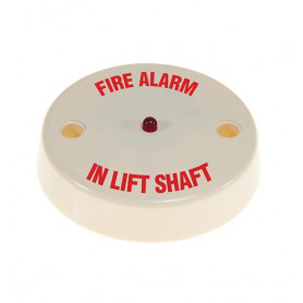 Fire Alarm in Shaft
