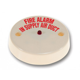 Fire Alarm in Supply Air Duct