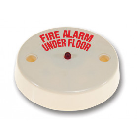 Fire Alarm Under Floor