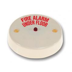 Fire Alarm Under Floor