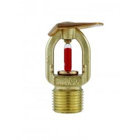 Standard Response Vertical Brass Sprinkler - F156