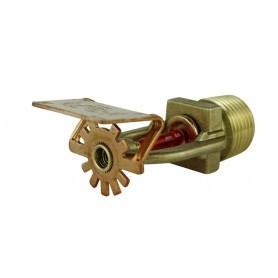 Standard Response Horizontal Brass Sprinkler - F156