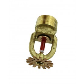 Standard Response Pendent Brass Sprinkler - F1LO (SIN: RA1712)