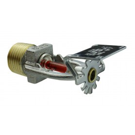 Quick Response Horizontal Chrome Sprinkler - F1FR56
