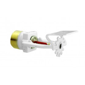 Quick Response Horizontal White Sprinkler - F1FR56