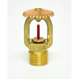Quick Response Upright Brass Sprinkler - F1FR56