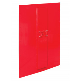 Hose Reel Cabinet - Optional Backing Plate