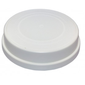 200mm 15W High Power Surface Mount Speaker - White