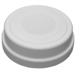 100mm 5W Surface Mount Speaker - White