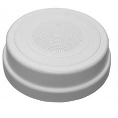 100mm 5W Surface Mount Speaker - White