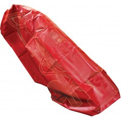 22kg CO2 Mobile Cover Red PVC