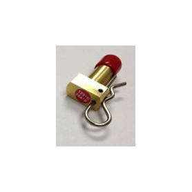 Head thermal/manual Brass Vertical Pull Stat-X (123°C)