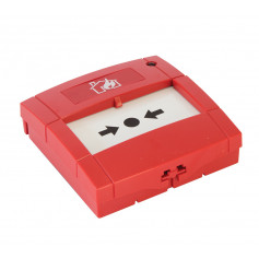 EST3X - Resettable Red Manual Call Point