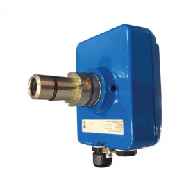 Single IR Rear Viewing Flame & Spark Detector for Bayonet Mounting