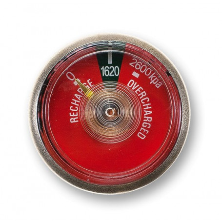 1620kPa Large Face Gauge