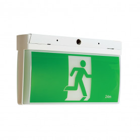 LED Exit & Emergency Light MULTI-FIT
