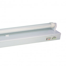 LED 4FT Emergency Batten Bare - Single Batten