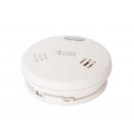 Photoelectric Smoke Alarm Mains 240V Hard Wired With 9VDC Battery Backup