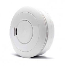 Brooks Photoelectric Smoke Alarm 10yr Lithium Battery - RadioLINK Interconnection