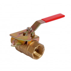 Flamestop Fire Hose Reel Stop Valve Male/Female - 25mm
