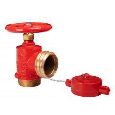 QLD - BSP Threaded FlameStop Fire Hydrant Landing Valve