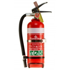 FlameStop 1.5kg ABE Powder Type Portable Fire Extinguisher
