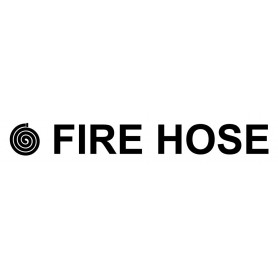 Vinyl Cut - Fire Hose