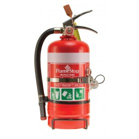 FLAMESTOP 2.5KG ABE POWDER PORTABLE EXTINGUISHER
