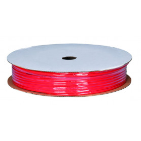 Red Capillary Tube - 100m Roll