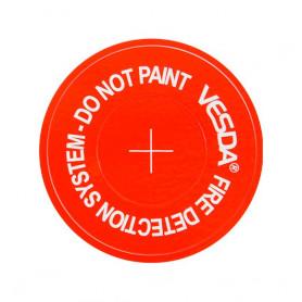 Sampling Point Label RED (ea)