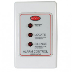 Alarm Test/Locate/Silence Switch