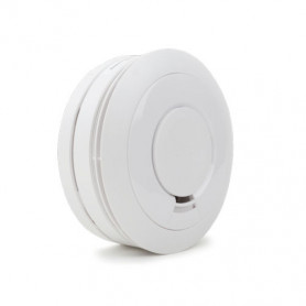 Photoelectric 9-volt Alkaline Battery Smoke Alarm
